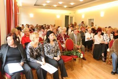 Vilniuje prasidėjo kasmetinis mokytojų susitikimas