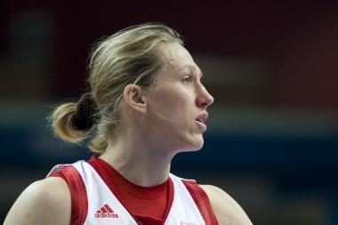 J.Štreimikytė-Virbickienė grįžta į aikštę