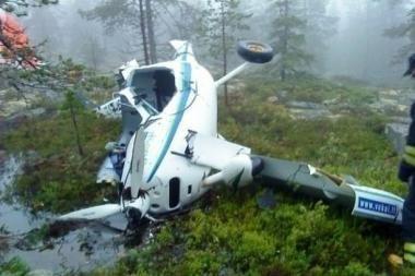 Tragedija pasibaigę aukščiausių pasaulio šalių vadovų skrydžiai