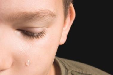 Sugyventinis klaipėdietės vaikui sulaužė nosį