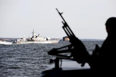 Somalio piratai užgrobė jachtą, du jos keleivius paėmė įkaitais