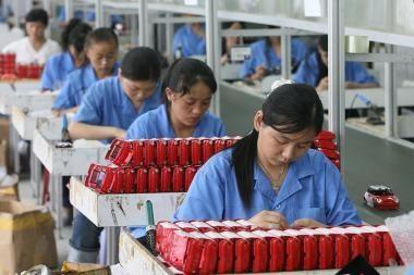 Kinijos ekonomika augo sparčiau, nei tikėtasi