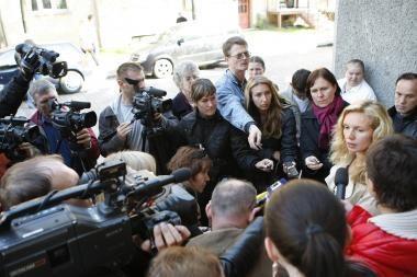 L.Meškauskaitė: žurnalistu turėtų būti žurnalistas, o ne klounas