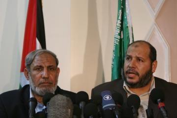 """Izraelis ir """"Hamas"""