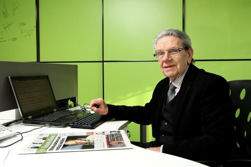 V.Garastas mato J.Kazlauską prie rinktinės vairo