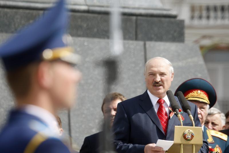 """Baltarusijos prezidentas teisina """"tragiškas"""" egzekucijas"""