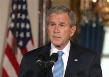 G.W.Bushas pasirašė mirties nuosprendį kariui
