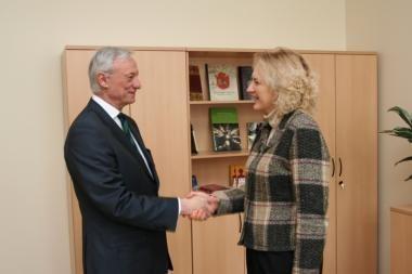 Serbijai pareikštas susirūpinimas dėl sunkumų Lietuvos verslininkams