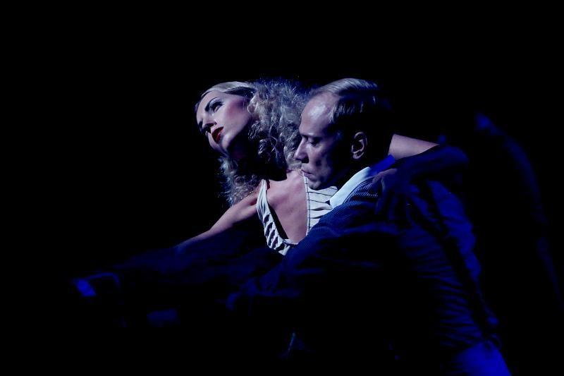 """Klaipėdiečių """"Naujasis arabeskas"""" kviečia įvertinti šiuolaikinį šokį"""