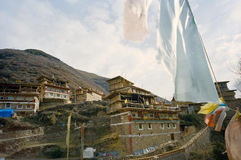 Kinijos valdžia uždarė Tibetą turistams