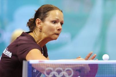 Lietuvos stalo tenisininkė įveikė atrankos barjerą