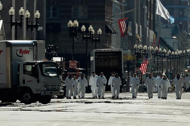 JAV policija laukia įtariamo Bostono maratono sprogdintojo atsakymų