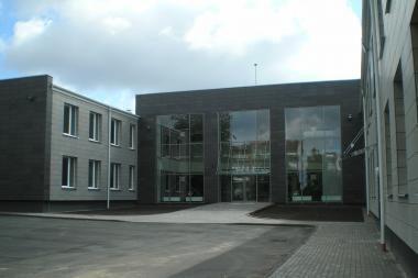 Panevėžyje atidarytas Mokslo ir technologijų parkas