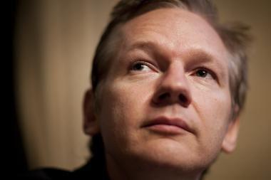 """Paskelbta tarptautinė """"WikiLeaks"""" įkūrėjo paieška"""
