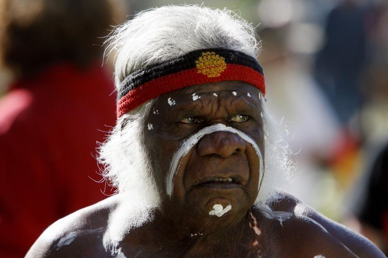 Australijoje – nuolatinė čiabuvių aborigenų kova dėl išlikimo
