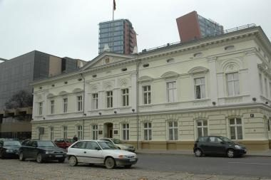 Miesto valdžia siekia apskrities pastato
