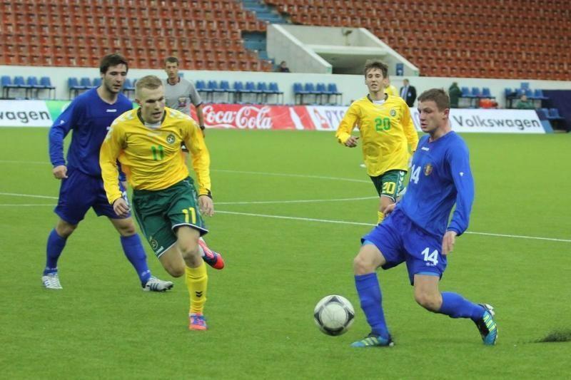"""""""Sandraugos"""" turnyre lietuviai įveikė Moldovą ir žais ketvirtfinalyje"""