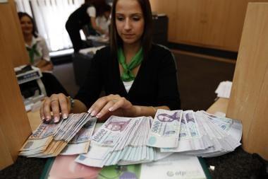 Vengrija bankus apkrovė mokesčiais