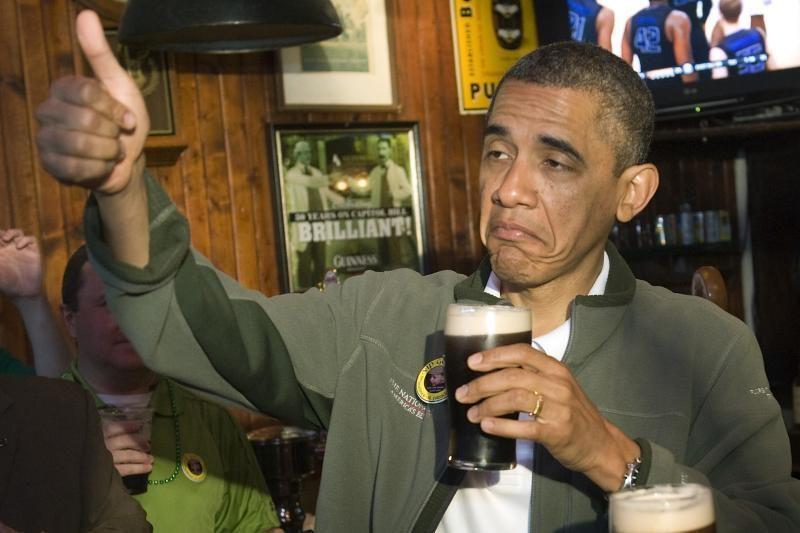Klysta ir garsiausieji: JAV prezidentas pataikė vos 2 metimus iš 22