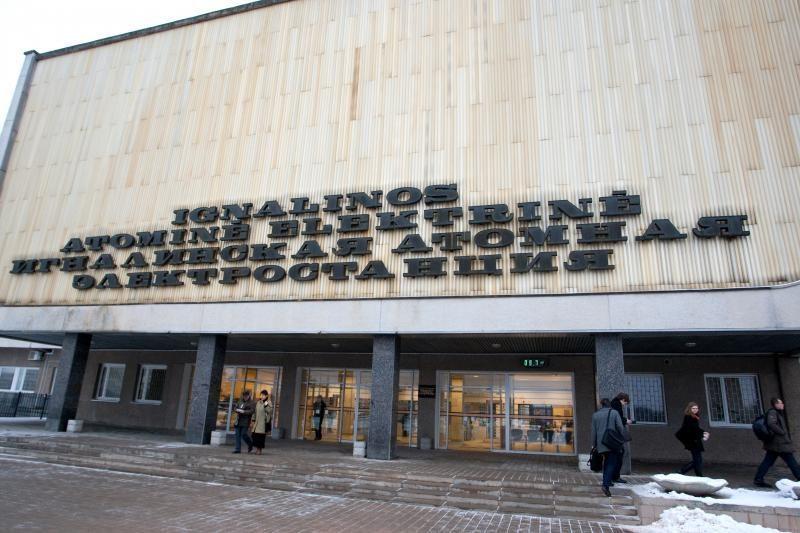 Į derybas dėl lėšų Ignalinos AE uždarymui jungsis URM