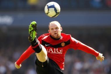 Geriausias futbolininkas Anglijoje - W.Rooney