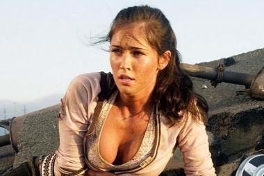Aktorė Megan Fox nebevaidins filme