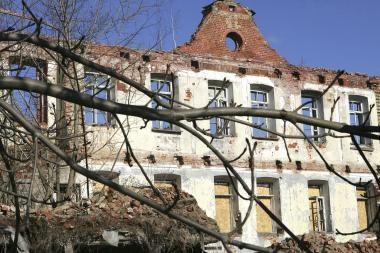 Neprižiūrimus kultūros paveldo objektus valstybė norėtų konfiskuoti