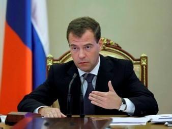 D.Medvedevas atskrido į ginčijamas Pietų Kurilų salas