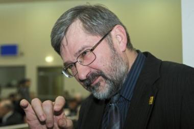 Vilniaus vicemerą G.Babravičių slegia skolos