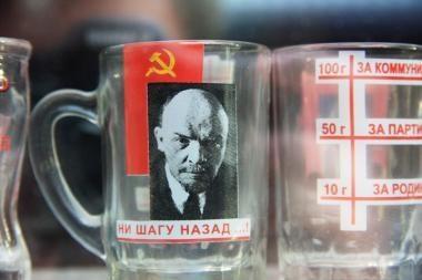Sovietinė simbolika nebuvo išteisinta