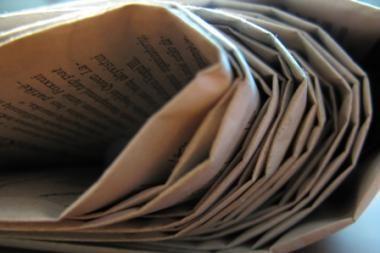 Seimo komitetas: valstybė turi remti spaudinių leidėjus, o ne platintojus