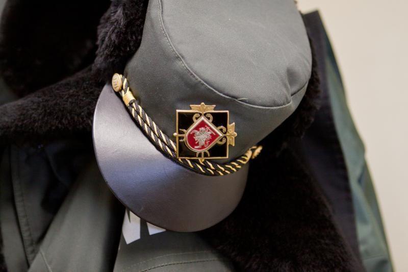 Per avariją Ignalinos rajone žuvo pasienietis, dar vienas pasienio pareigūnas sužeistas
