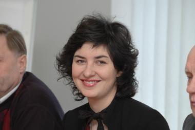 Klaipėdos politikė – Floristų asociacijos vadovė