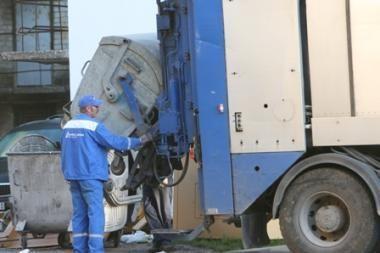 Nauji konteineriai padės rūšiuoti atliekas