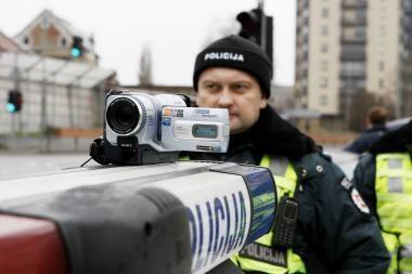 Vilnius perka skraidančias filmavimo kameras
