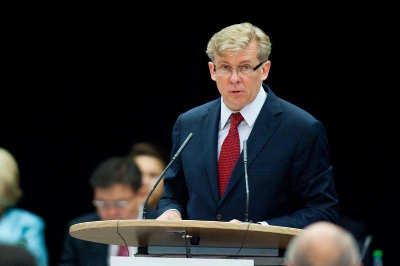 A.Ažubalis Rusijos ministrui: okupacijos klausimas liks darbotvarkėje