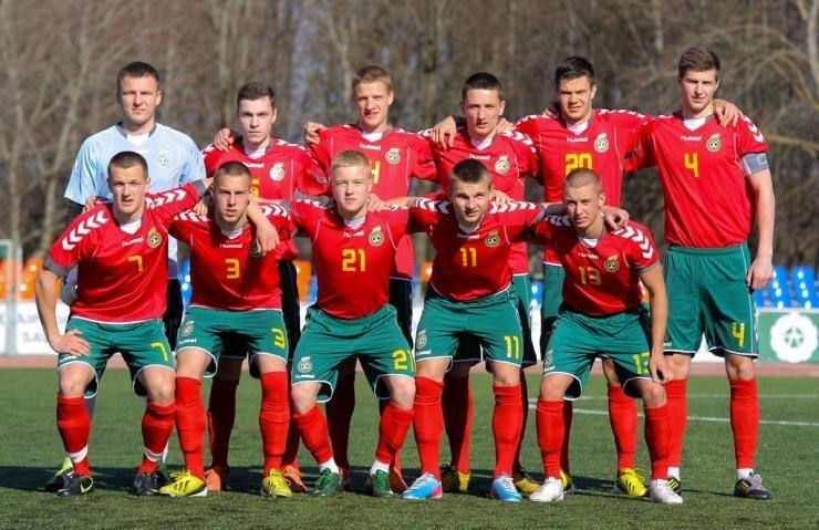 Europos čempionate žaisianti U-19 futbolo rinktinė pradėjo pasiruošmą