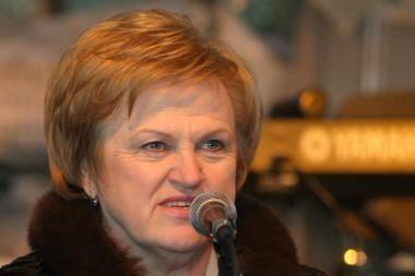 K.Prunskienė tęsia partijos steigimo darbus
