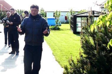 Kauno rajono policija apklausė D.Kedžio tetą ir protestuotoją M.Kuprevičių (papildyta)