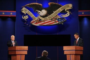 Pirmuosiuose debatuose - daug dėmesio ekonomikai