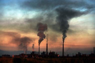 Klimato taršai mažinti - 6 mlrd. dolerių