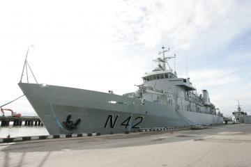 Žuvo Lietuvos karinių jūrų pajėgų jūreivis