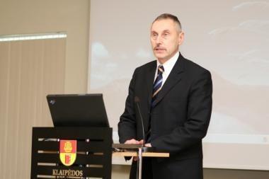 A.Sekmokas susitiko su Klaipėdos verslininkais