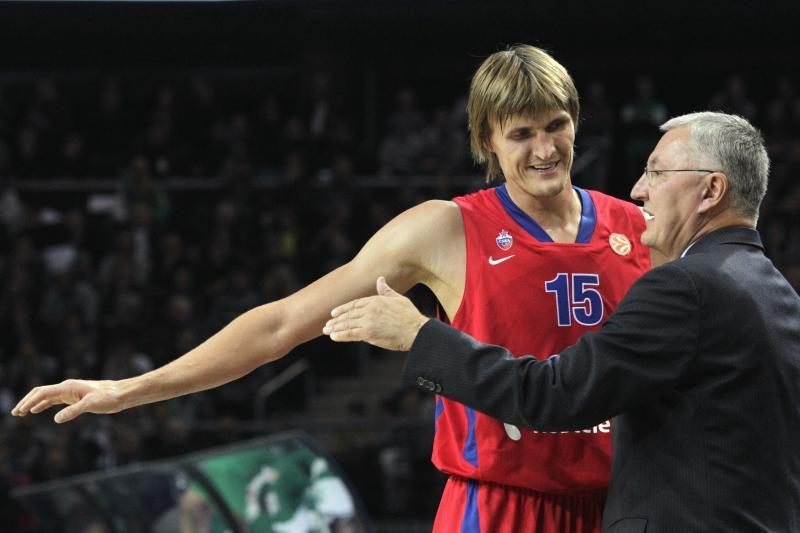 A.Kirlienka - geriausiai besiginantis ULEB Eurolygos žaidėjas