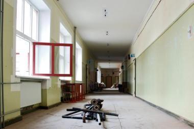 Klaipėdos švietimo įstaigose stringa pasiruošimas rugsėjo 1-ajai