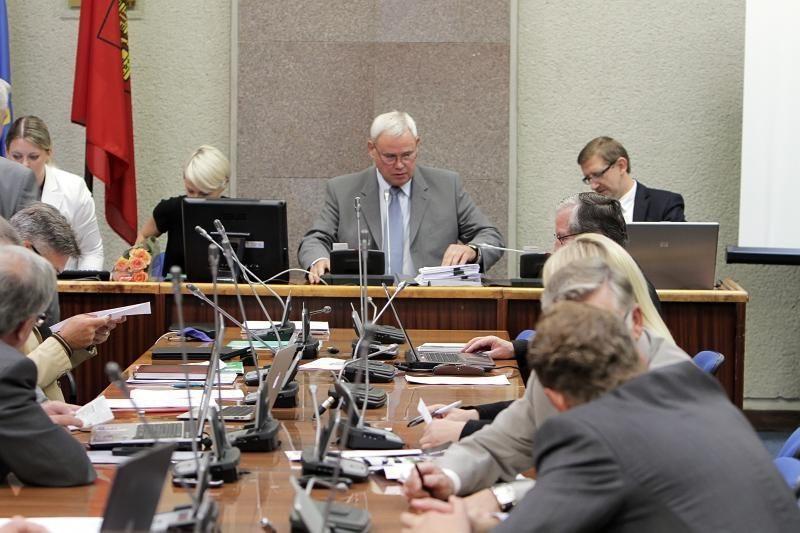 Etikos komisijai panoro suteikti daugiau galių