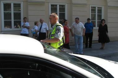 J. Imbrasas: policininkai perlenkė lazdą (atnaujinta)