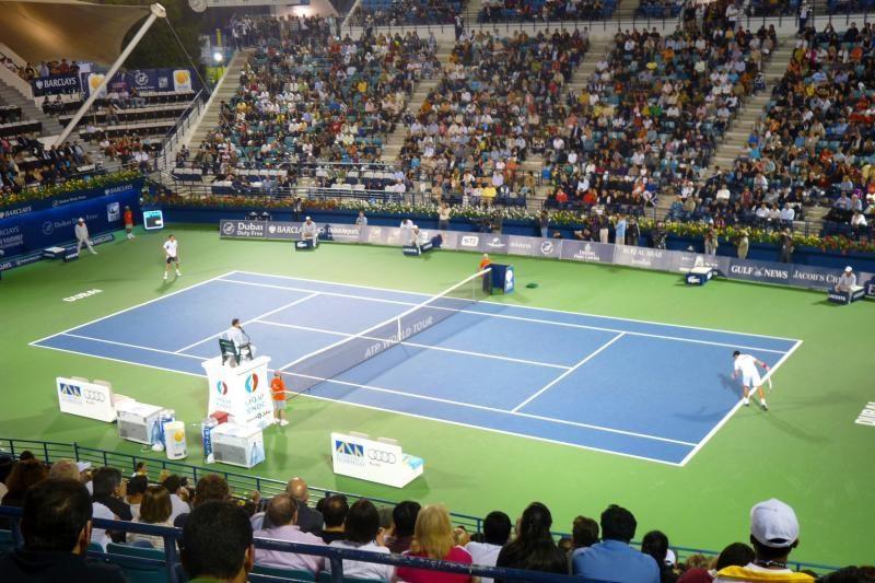 Indijoje prasidėjo ATP serijos tarptautinis vyrų teniso turnyras