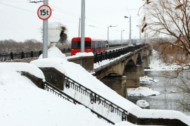 Ar 30 tūkst. litų išgelbėjo Panemunės tiltą? (papildyta)