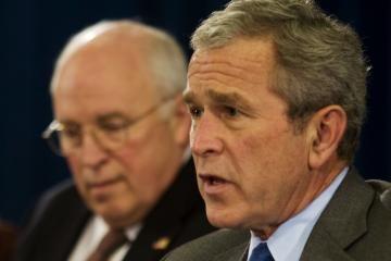 G.W.Busho populiarumas – rekordiškai žemas